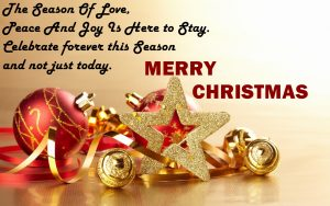 Merry Christmas Wishes 2017, Greetings, Traditions - Health Fundaa