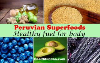 Peruvian Superfoods: Healthy fuel for body enter Indian market