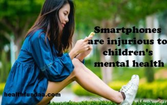 Smartphones are addictive and injurious to children's mental health
