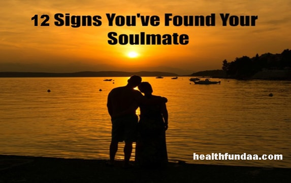 how do you know if you found your soulmate